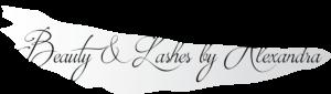 Beauty Lashes Alexandra Logo