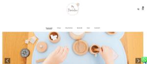 MyBimbolino – Webshop & Social Media Werbung